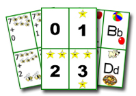 graphic regarding Free Printable Number Flashcards called Cost-free Printable Selection Flash Playing cards